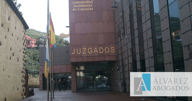 Palacio Justicia La Laguna se inaugurará próximo sábado