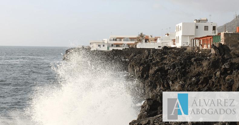 TC impide legalización viviendas en litoral canario