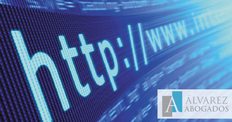 Crecen consultas legales sobre Internet