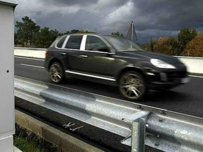 Recaudación multas de tráfico se dispara
