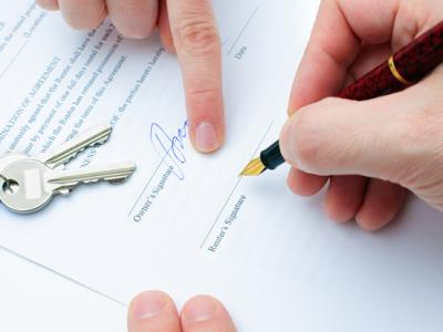 Contratos alquiler: errores básicos al alquilar vivienda