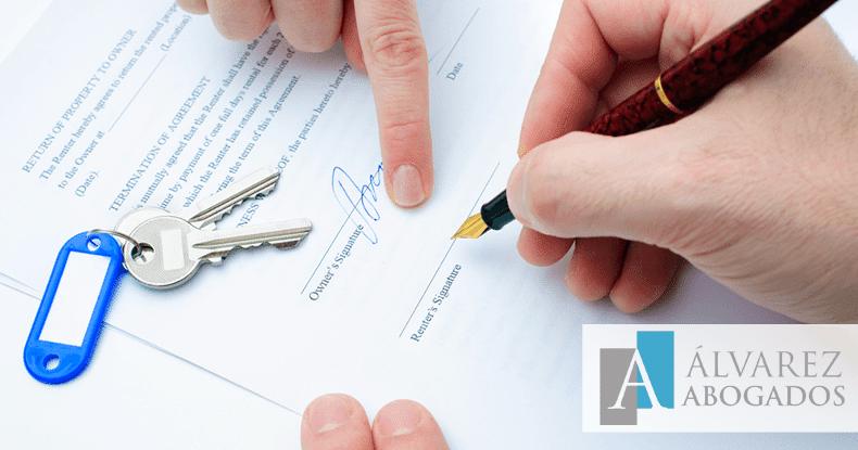 Contratos alquiler: todo lo que necesita saber