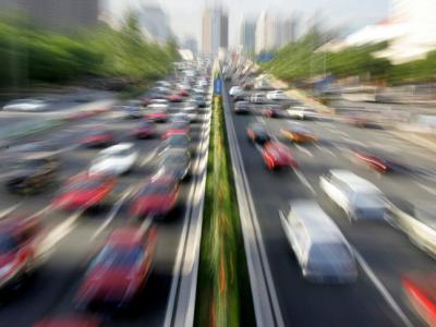 Exceso velocidad principal causa de multa en Tráfico