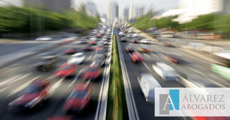 Como actuar tras accidente de tráfico