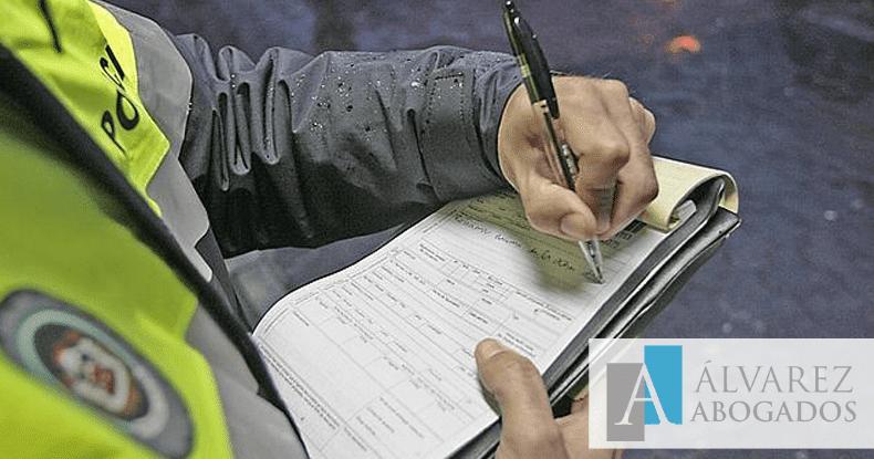 Velocidad, cinturón y mantenimiento las multas frecuentes
