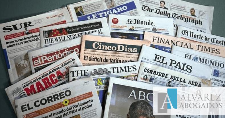 Prevalece derecho intimidad frente medios comunicación