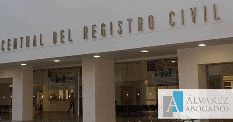Obtener certificados desde cualquier Registro Civil
