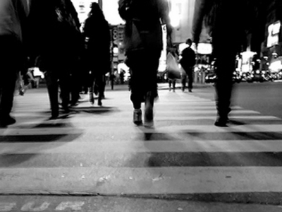 Indemnización por caída de peatones en vía pública