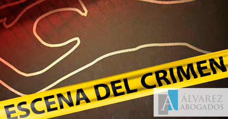 Delito homicidio: primer grado, imprudente, involuntario