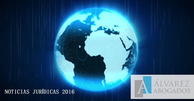 Noticias Jurídicas Destacadas 2016