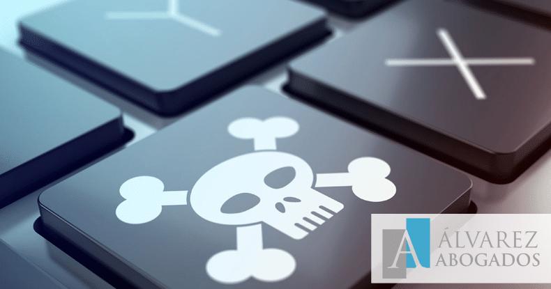 Problemas legales para la empresa por uso de software ilegal