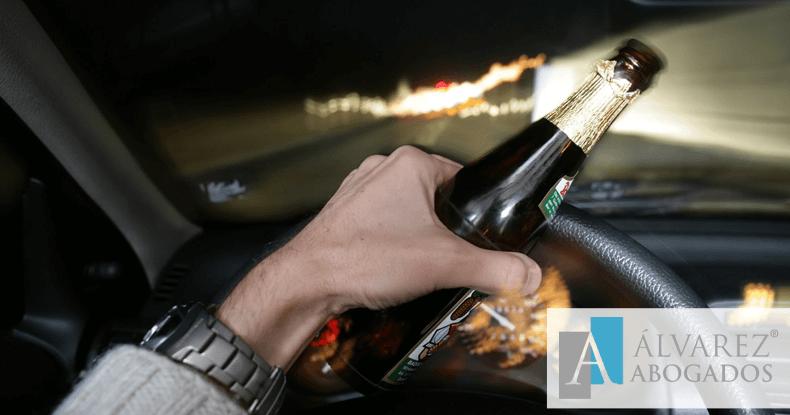 ¿Positivo en la prueba de alcoholemia?