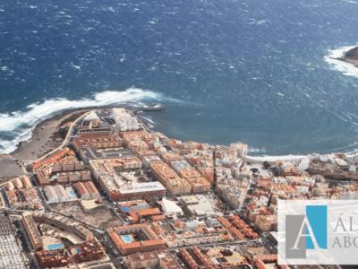 Costas inicia recuperación litoral en El Médano