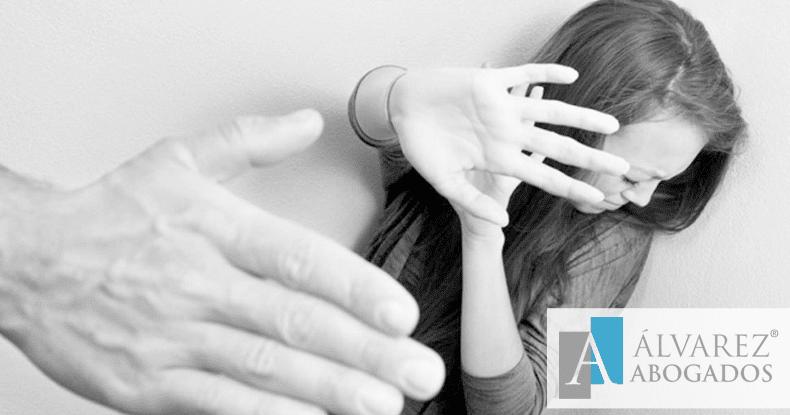 Víctima de violencia de género en proceso penal