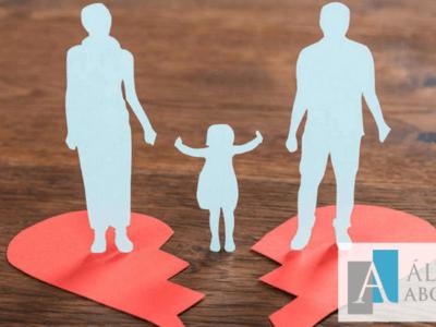 Padres divorciados, vivienda familiar y nueva pareja