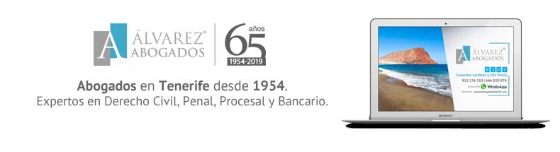 Abogados Tenerife desde 1954