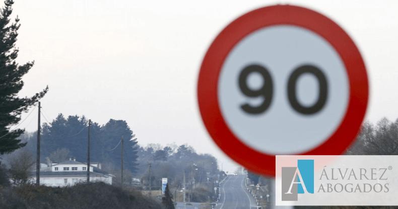 DGT baja a 90 km/h velocidad máxima en carreteras secundarias