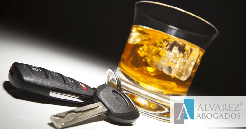 Condena penal por alcoholemia. Delito seguridad vial
