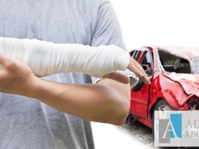 Lesiones habituales en accidente de tráfico en Tenerife