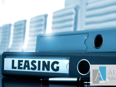 ¿Qué es el contrato de leasing?