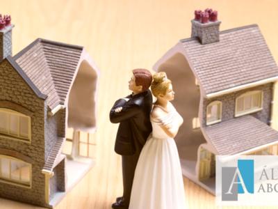 Demostrar expareja convive con otra persona en la vivienda familiar