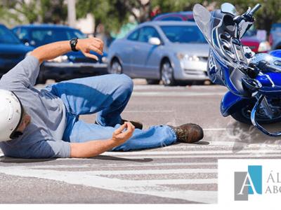 Lesiones por accidente de tráfico penalizadas