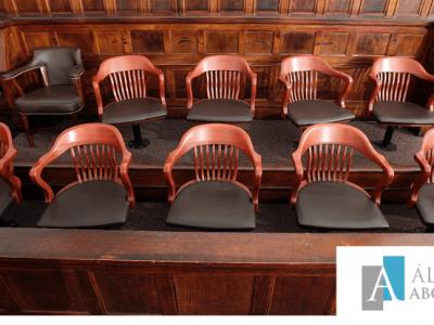 ¿Qué juicios se hacen con jurado?
