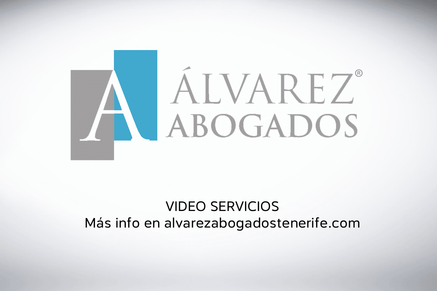 Video Alvarez Abogados Tenerife